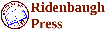 Ridenbaugh Press/publisher